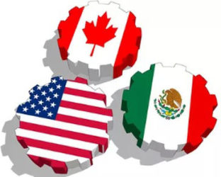 Map Of Canada Usa.Map Of North America Maps Of The Usa Canada And Mexico